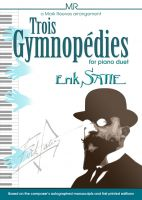 Erik Satie - Trois Gymnopédies for Piano Duet
