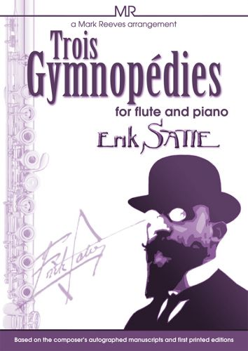 Erik Satie - Trois Gymnopédies for Flute and Piano
